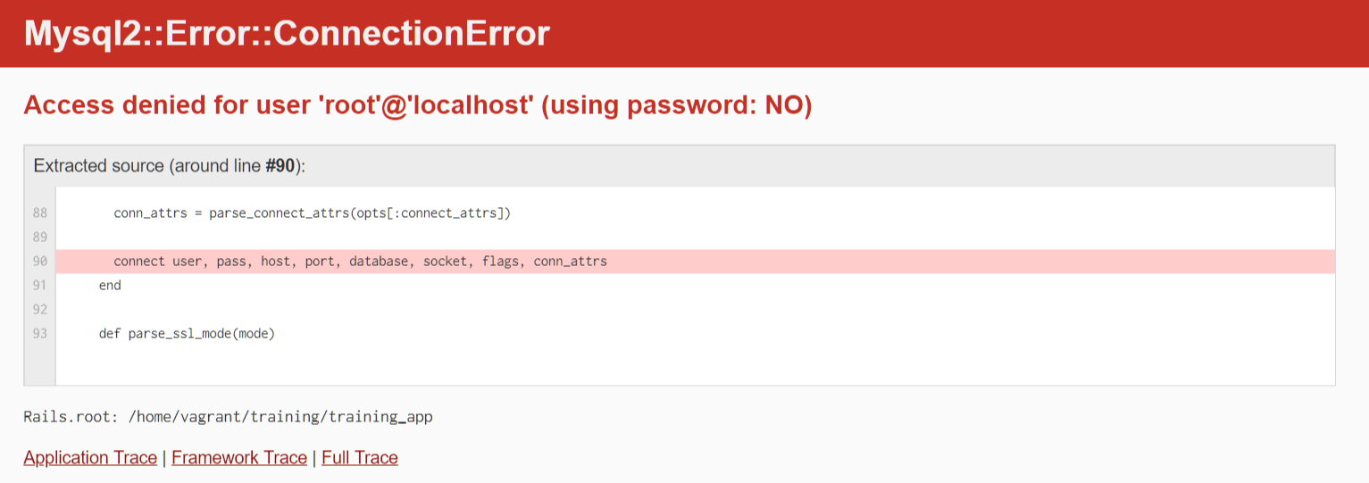 Railsの「access denied」エラー