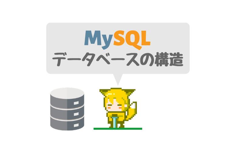 データベースの構造と仕組み