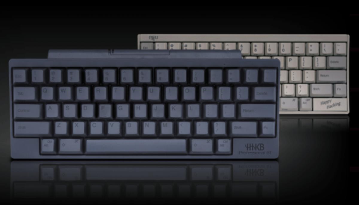 【HHKB】キーボード画像